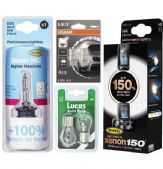 Bulbs - Standard, Performance & LED